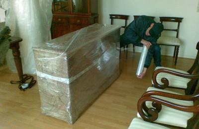 Möbel verpacken Stark Umzüge