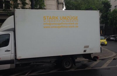 Lkw Stark Umzug